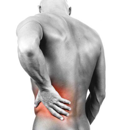 grants pass back pain